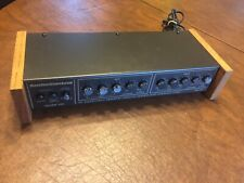 Audio Control Model 520 Equalizer