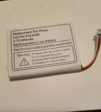 Replacement Battery For Apple iPod Photo 900 mAh 3.7V