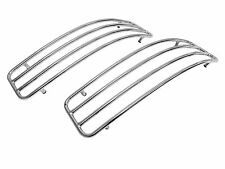 Chrome Top Rails for Kawasaki Vulcan 1500 1600 1700 Nomad Saddlebags