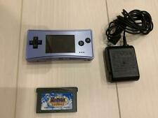 Game Boy Micro Blue from japan GameBoy Micro Japan