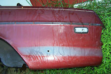 Mercedes owners drivers rear quarter panel fender 250 c 280c used 1976 1975 1974