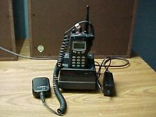 Harris P7200 Ma/Com P25 Radio With Mic, Charger, MORE