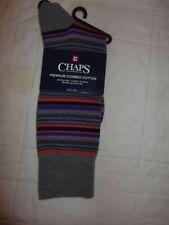 CHAPS - MEN - SOCKS - MULTI COLOR - SIZE 10-13        (AC-29-149x2)