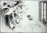 STEADMAN ART POSTER 24x36-11345 SECRET OF DREAMS