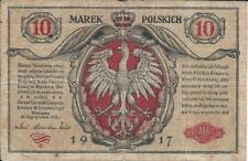 Banknot  10 Marek RO. 453 Seria A Generał