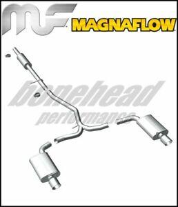Magnaflow 15467: Cat Back Exhaust 11-15 Ford Explorer 3.5L & 2010-12 Lincoln MKT