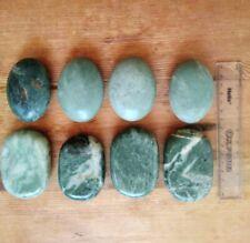 Hot Stone Massage Set of 8 Very Good Sized