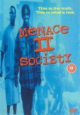 Menace II Society 2004 Tyrin Turner, Larenz Tate, June Kyoto Lu UK REGION 2 DVD