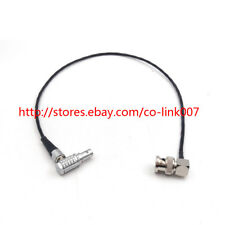 LTC-OUT Lockit Timecode Cable for ARRI MINI, 5 Pin to BNC 50cm