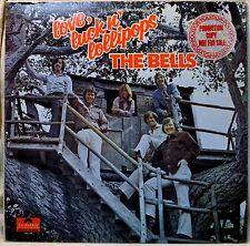 The Bells Love Luck N Lollipops White Label DJ Promo LP VG++ Vinyl Sunshine Pop