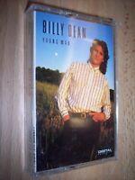 1990 Billy Dean Young Man Cassette