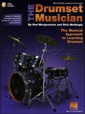 The Drumset Musician 2nd Edition Music Book/Audio Method SAME DAY DISPATCH