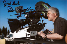 Oscar Winner Spanish Filmmaker Pedro Almodóvar Autograph Hand Signed Photo
