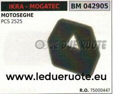75000447 SPUGNA FILTRO ARIA COMPLETO MOTOSEGA IKRA MOGATEC IPCS 2525