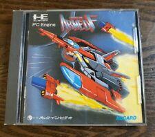 Armed F PC Engine HuCard Japanese Retro Import