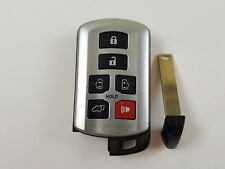 TOYOTA SIENNA 11-20 OEM SMART KEY REMOTE LESS ENTRY FOB XLE LIMITED WITH UNCUT