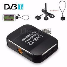 DVB-T2 DTV Link USB Digital TV Receiver Tuner Stick For Android Mobile Phone Pad