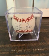 Michael Jordan Signed Baseball Autograph (not authenticated) Bulls