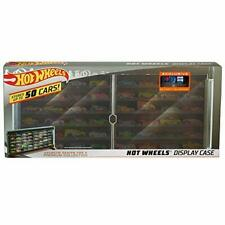 Hot wheels Display Case For carded cars Dust Cover for Up to 50 scale racers