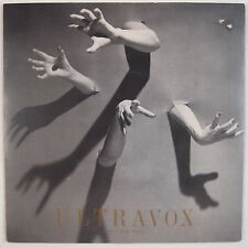 """ULTRAVOX: The Thing Wall UK 7"""" 45 NM- Synth Pop New Wave Eletro SUPER"""