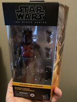 "Star Wars The Black Series 6"" Mandalorian Super Commando Clone Wars Walmart Excl"