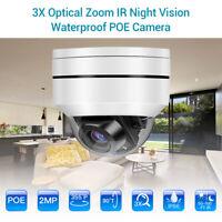 1080P 2MP PTZ POE Kamera-Nachtsicht wasserdichtes P2P Onvif für Straßenmonitor