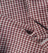 """Vintage Polyester Knit Fabric 1.9 Yards 62"""" w x 70"""" Long NOS"""