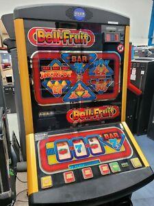FRUIT MACHINE - BELL-FRUIT - £5 JACKPOT - NEW £1 READY