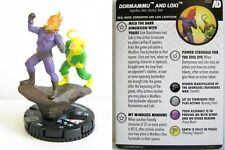 HeroClix Avengers Defenders War - #060 Dormammu and Loki