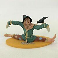 The Wizard Of Oz Scarecrow Franklin Mint Vintage 1988 Portrait Sculpture