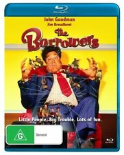 The Borrowers (Blu-ray, 2017)