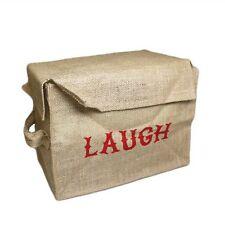 Laugh Storage Box - Set Of Two