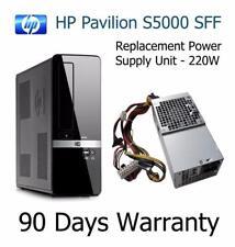 HP Pavilion S5000 Replacement 220W Power Supply Unit (PSU) 504965-001 PC8044