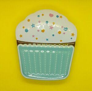 Aluminum Cupcake Gift Card Holder Birthday Child Adult Valentine's Day