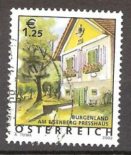 Oostenrijk - 2003 - Mi. 2418 - Gebruikt - LC1027