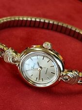 "Womans Gold Timex Cocktail Watch"" Quartz! Nos. Beautiful 😍💝🎉"