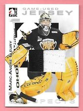 04/05 ITG Heroes & Prospects Silver #2 Marc-Andre Fleury 2 Color Patch SP/90