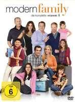 Modern Family - Die komplette Staffel 4 [3 DVDs/NEU/OVP] Sofia Vergara, Ed O'Ne