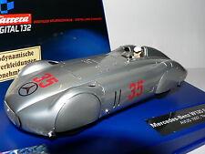 Carrera Digital 132 30558 Mercedes-Benz W 125 Stromlinie AVUS 1937 No. 35  Neu