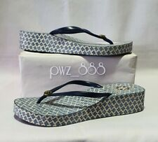 TORY BURCH Slippers Flip Flops Sandals Size 8