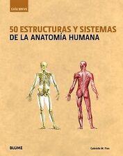 Guía Breve Ser.: 50 Estructuras y Sistemas de la Anatomía Humana by Gabrielle...