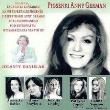 Piosenki Anny German - Zielona Gora 2002 (CD) NEW
