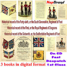 Historical record of the 16th & 46th foot , & 1st or Royal Regiment of Dragoons