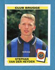 FOOTBALL 96 BELGIO Panini - Figurina-Sticker n. 117 -V.D. HEYDEN-CLUB BRUGGE-New