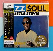 Stevie Wonder , The Jazz Soul of Little Stevie  (SHM-CD_Paper Sleeve_Japan)