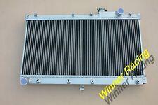 56mm aluminum radiator for Mazda Eunos/Miata/MX-5 1.6i 1.8i B6ZE(RS) BP I4 90-97