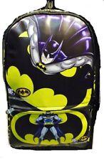 DC Comics Batman Backpack School Travel Bag Superhero Movie PC PS4 Xbox AUS