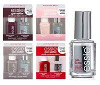 Essie Gel Setter Ultimate Wear Shine Color Kit Polish+Coat Pick COLOR B2G15%OFF