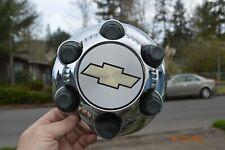 Chevy Silverado Astro Avalanche Tahoe 1999-18 Plated Center Cap Part # 9598135