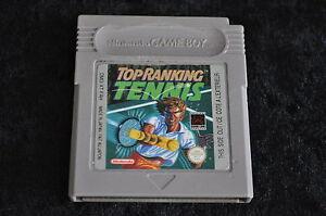 Gameboy classic Topranking tennis